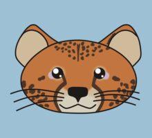 Cheetah - African Wildlife One Piece - Short Sleeve