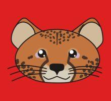 Cheetah - African Wildlife Baby Tee