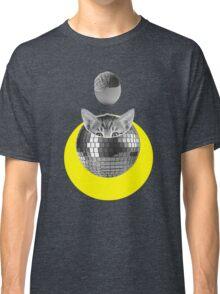 Disco kitty Classic T-Shirt