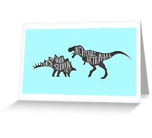 Curse Your Inevitable Betrayal Greeting Card