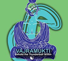 "Vajramukti: ""Behold the Thunderbolt Within"" #2 • 2008 by Robyn Scafone"
