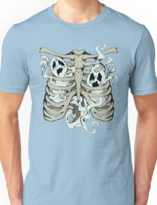 Ribcage Ghosts T-Shirt