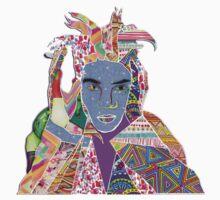 Basquiat One Piece - Short Sleeve