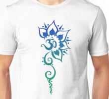 Rising Om - Peacock Ombre Unisex T-Shirt