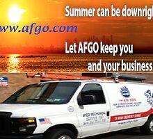 HVAC Contractor by afgoafgo
