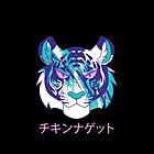 Vaporwave Tiger by PumpkinClaws