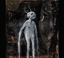 Nightmare Man by David Irvine