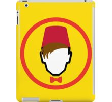 Man With Fez iPad Case/Skin