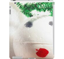 Contemporary Christmas - Little Angel iPad Case/Skin
