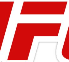 UFC Sticker