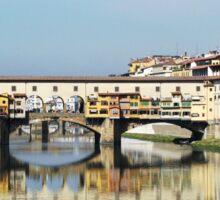 Ponte Vecchio Sticker