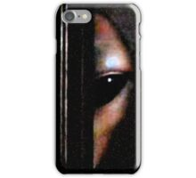 Is that someone there... iPhone Case/Skin