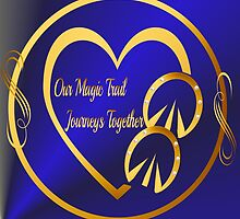 Our Magic Trail Journeys Together by Lotacats