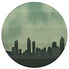 Atlanta Skyline by Hello I'm Nik