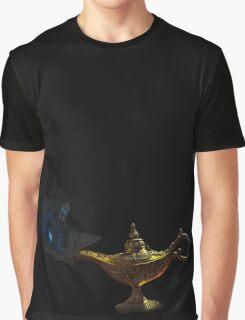 Ancient Lamp Graphic T-Shirt