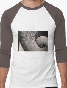 Curl Up Men's Baseball ¾ T-Shirt
