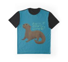Aren't I Otterly Adorable? Graphic T-Shirt