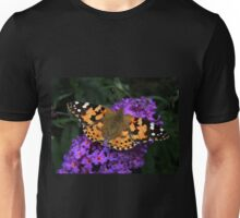 Painted Lady Butterfly Unisex T-Shirt