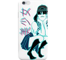 Girl+ [new colours available]  iPhone Case/Skin