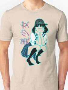 Girl+ [new colours available]  Unisex T-Shirt