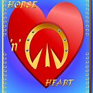 Horse 'n' Heart by Lotacats