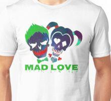mad love king quinn Unisex T-Shirt