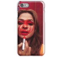 Lipstick gal  iPhone Case/Skin