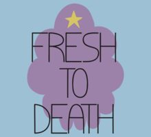 Fresh to Death Kids Clothes