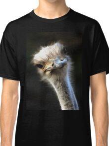 Ostrich Head Classic T-Shirt