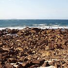 Rocks on Cowrie Island by rom01