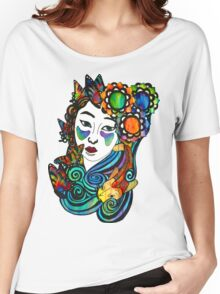 Metamorphosis Women's Relaxed Fit T-Shirt