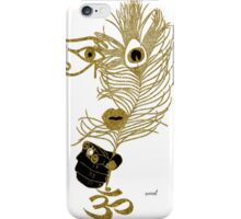 (Hidden) Behind the Eyes  iPhone Case/Skin