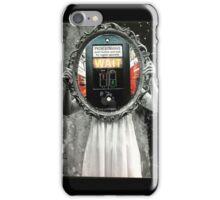 Wait  iPhone Case/Skin
