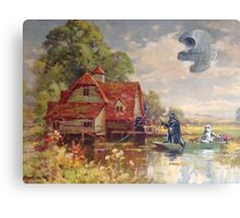 Friday Afternoon Canvas Print