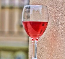 What's In A Glass Of Wine by lynn carter