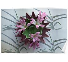 Spiked Bowls Nested Poster