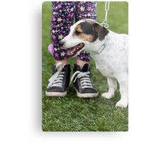cute dog Metal Print
