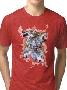 Anger Tri-blend T-Shirt