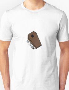 Die Phone Apple iphone parody Unisex T-Shirt