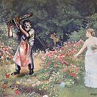 Not the Gardener by David Irvine