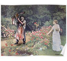 Not the Gardener Poster