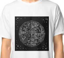 Black and white zodiac signs  Classic T-Shirt