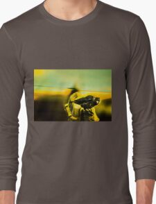 Fraction - A View  Long Sleeve T-Shirt