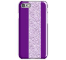 Plum in Pencil iPhone Case/Skin