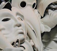 carnival mask by spetenfia