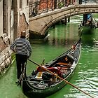 The Gondolier by David Bradbury