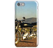 Vincent Comet iPhone Case/Skin