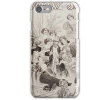 Performing Arts Posters This is it Johnny on the spot a Bill Nye musical farce 0920 iPhone Case/Skin