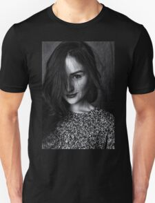 beautiful female Unisex T-Shirt