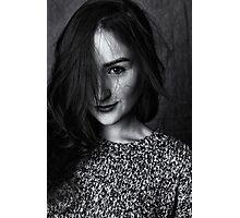 beautiful female Photographic Print